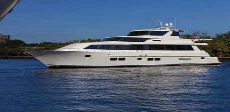 100ft westport yacht