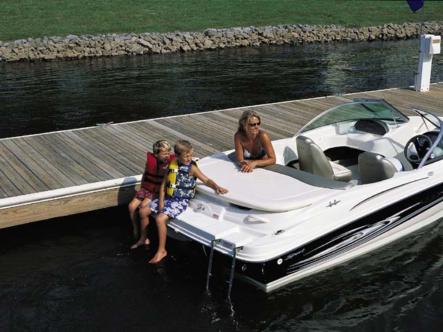 18FT Bow rider sea ray ft lauderdale boat rentals