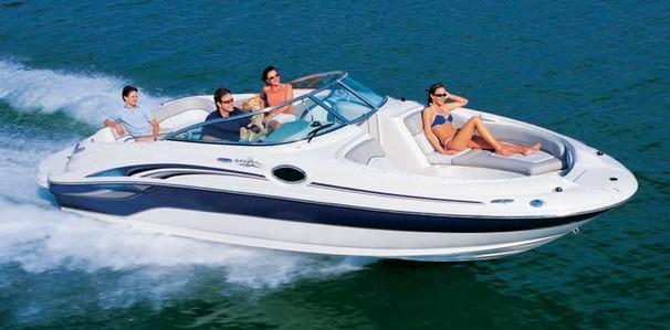 2007 Sea Ray 230 Ski Boat