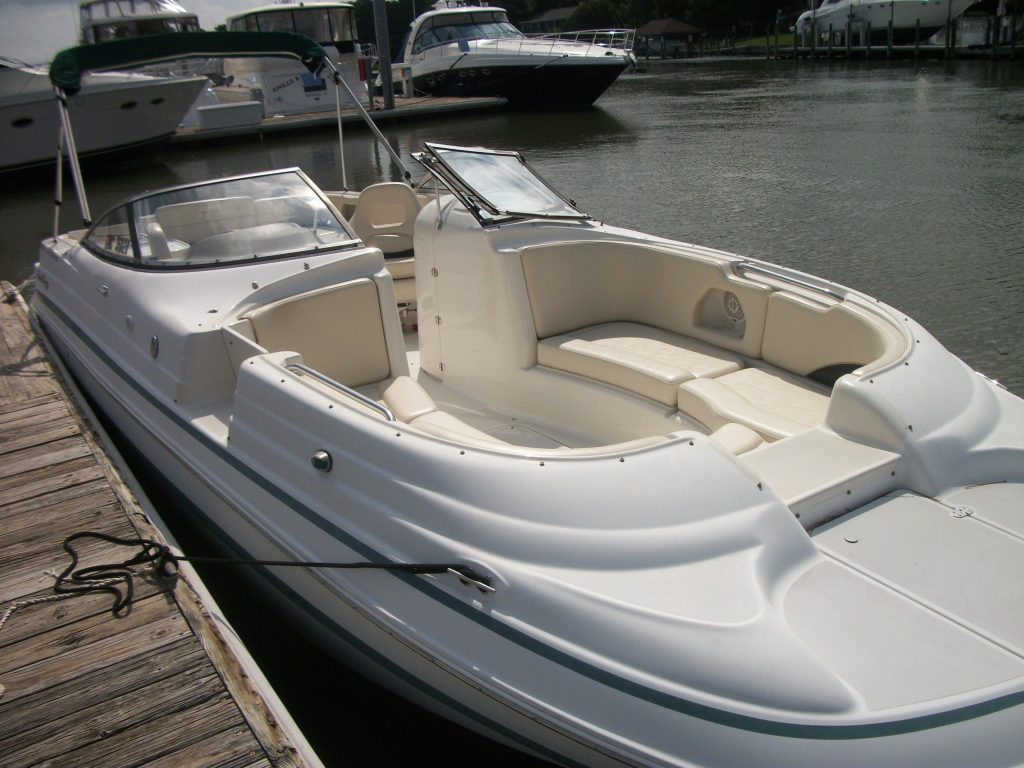 26ft Chris Craft Deck Boat