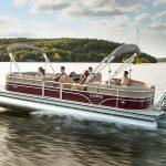 27 Lowe Pantoon Boat