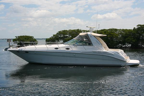 40 ft sea ray sundance yacht 2