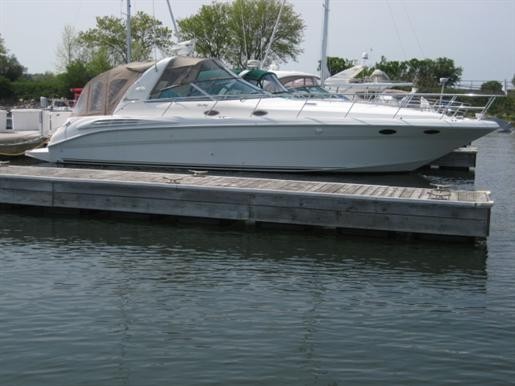 40 ft sea ray sundance yacht 3
