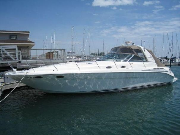 40 ft sea ray sundance yacht 4