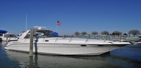 40 ft sea ray sundance yacht 5
