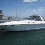 40 ft sea ray sundance boat