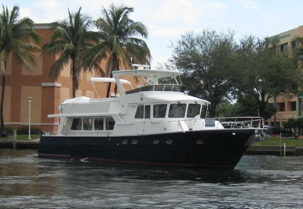 Jefferson 68 foot yacht for rent