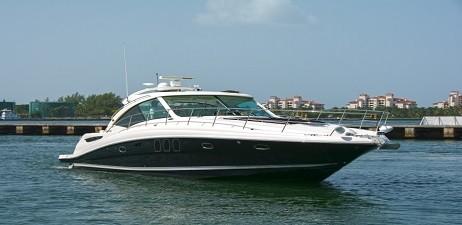 48 sea ray yacht charter