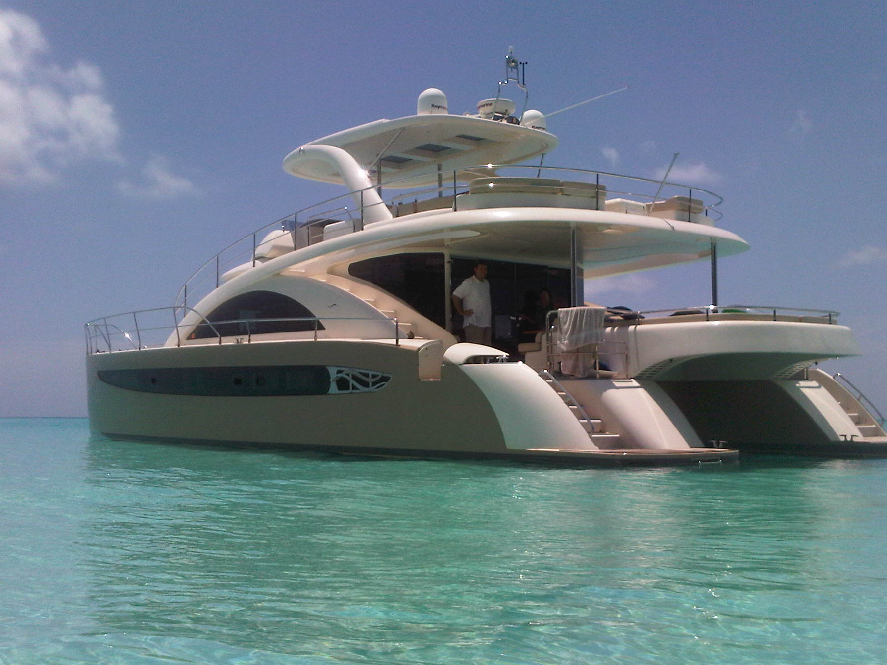 62ft Power Cat Yacht
