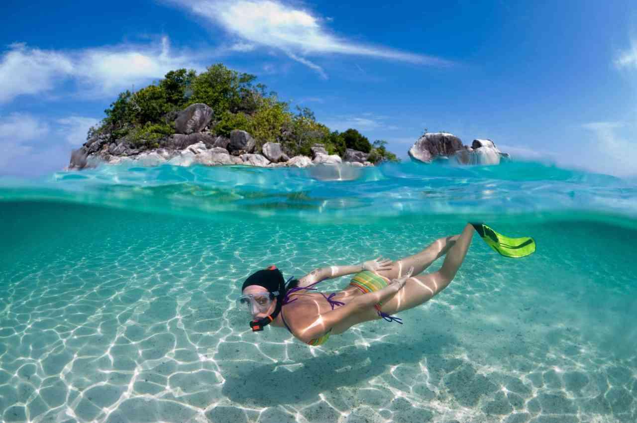Fort-lauderdale-Snorkeling-Tour-Snorkel-South-Florida-Pompano-Beach-equipments