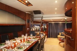 luxury yacht charter in miami with princess