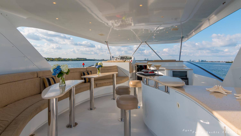 102 Azimut Yacht Never Ending Journey