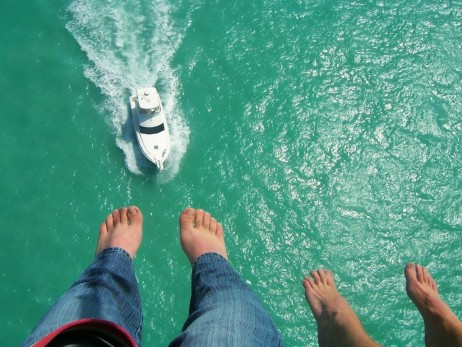 Parasailing in Ft Lauderdale Pompano Beach Para-sail Tours Fly with Parasail
