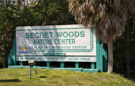 Secret Woods Nature Center Florida