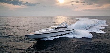 80' Mangusta Motor Yacht in Fort Lauderdale