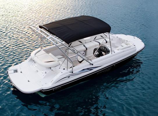 starcraft deckboat 21ft